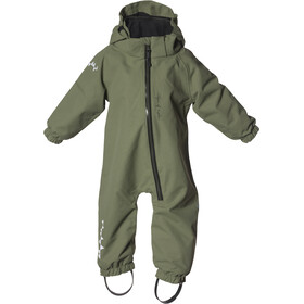 Isbjörn Hard Shell Jumpsuit Peuters, moss